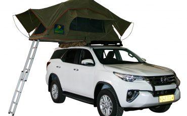 Asco C Toyota Fortuner – 4×4 Stationwagon mit Dachzelt