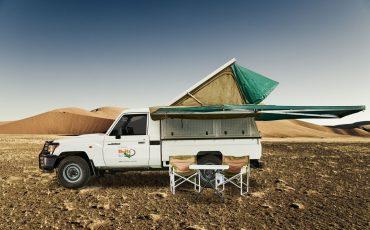 Britz 4×4 SLE Camper – Toyota Landcruiser (SLE)