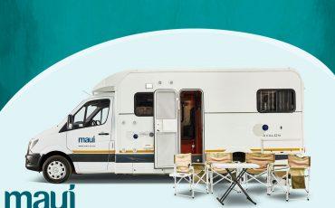 Maui 4 Bett Wohnmobil – M4Bi