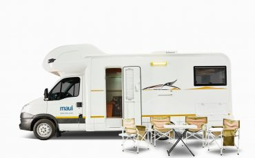 Maui 6 Bett Wohnmobil – M6B