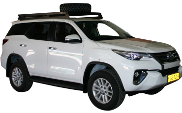 Asco A Toyota Fortuner – 4×4 Stationwagon