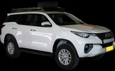 Asco A Toyota Fortuner – 4×4 Stationwagon
