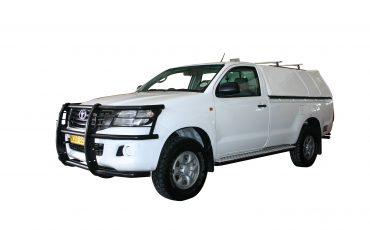 Asco D Toyota Hilux – 4×4 Single Cab