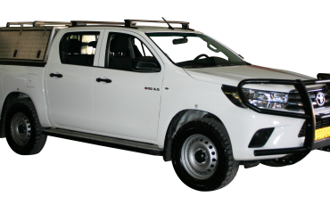 Asco Budget  VEE Toyota Hilux – 4×4 Double Cab