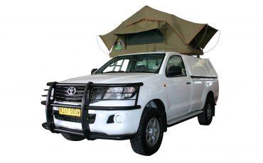 Asco G Toyota Hilux – 4×4 Single Cab mit Dachzelt