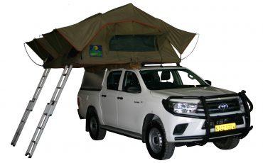 Asco H Toyota Hilux – 4×4 Double Cab mit 2 Dachzelten