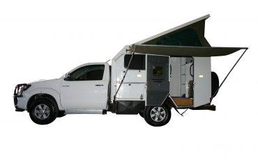 Value Car Rental  KK Toyota Bushcamper – 4×4 Camper