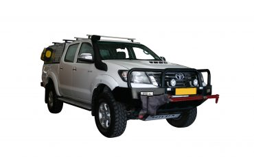 Value Car Hire LL Toyota Luxury- 4×4 Double Cab