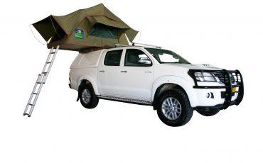 Asco S Toyota Hilux – 4×4 Double Cab mit 1 Dachzelt
