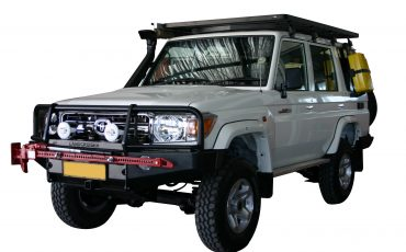 Value Car Hire UU Toyota Landcruiser- 4×4 Stationwagon