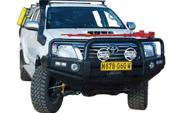 Safari Car Rental G- Toyota Expedition 4×4 Double Cab
