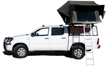 Safari Car Rental L- Toyota Hilux 4×4 Double Cab