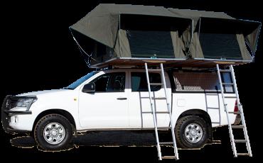 Safari Car Rental N- Toyota Hilux 4×4 Double Cab