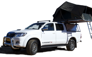 Safari Car Rental P- Toyota Hilux 4×4 Double Cab